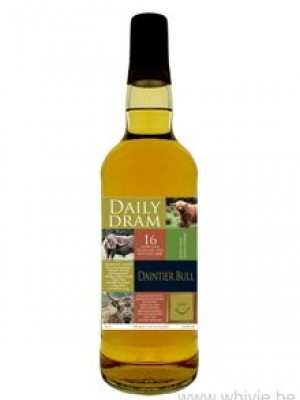 Daily Dram Tullibardine 16 Year Old