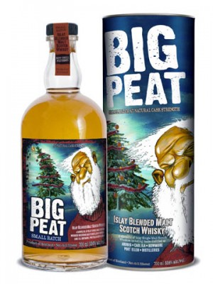 Douglas Laing Big Peat Christmas Edition 2012 Cask Strength