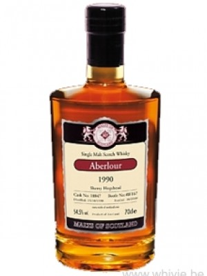 Aberlour 19 Year Old 1990 Malts of Scotland
