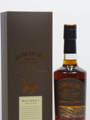 Bowmore Maltmen's Selection - 1995 13 year old