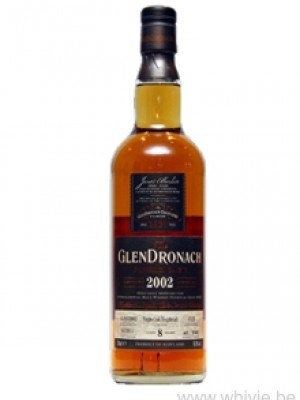 GlenDronach 8 Year Old 2002 Virgin Oak Cask 4525