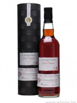 Glen Scotia 19 Year Old 1992 A.D. Rattray
