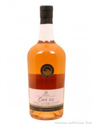 Caol Ila 25 Year Old First Cask