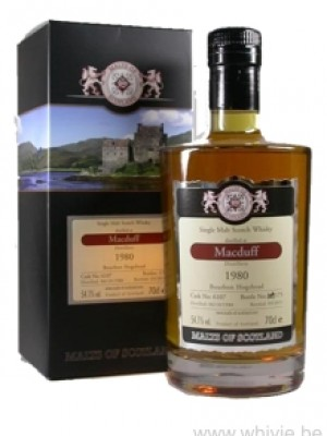 Macduff 30 Year Old 1980/2011 Malts of Scotland