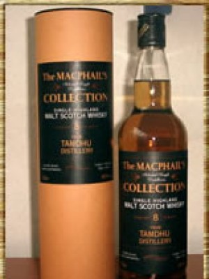 Tamdhu 8 Year Old MacPhail's Collection
