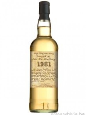 Thosop Caol Ila 30 Year Old 1981