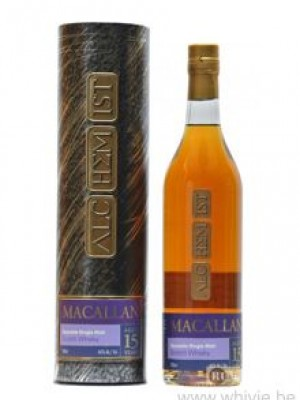 Alc-Hem-Ist Macallan 15 Year Old