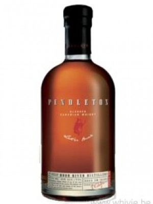 Pendleton Canadian Blended Whisky