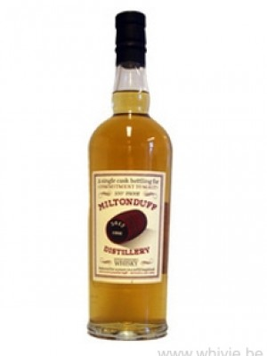 Miltonduff 11 Year Old for Commitment to Malt