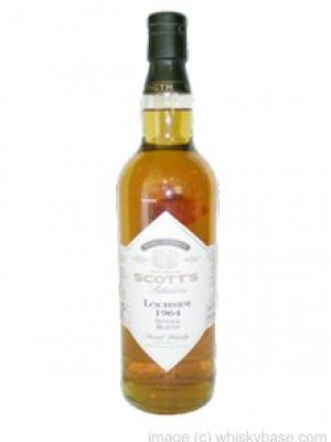 Lochside 42 Year Old 1964/2006 Scott's Selection