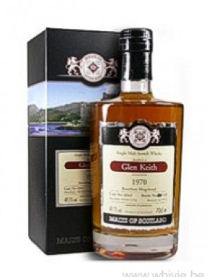 Glen Keith 40 Year Old Malts of Scotland