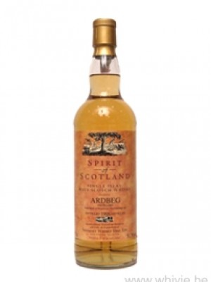 Speymalt Whisky Distillers Ardbeg 1996 Spirit of Scotland