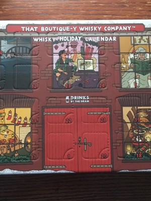 That Boutique-y Whisky Co.  Whisky Holiday Calendar