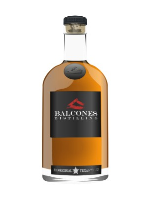 Balcones Distilling Cask Strength Single Barrel Select