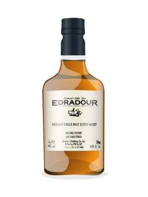 Edradour Straight From the Cask - 10 Year Old (Chateauneuf Du Pape Finish)