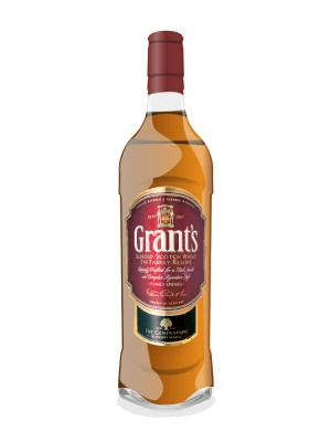 Grant's Grant Family Reserve Blended Scotch