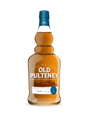 Old Pulteney 15 Year Old (New Bottling)