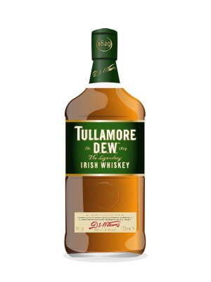 Tullamore Dew Trilogy 15 Year