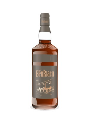 Benriach 12 Year Old Sherry Wood
