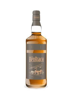 Benriach 21 Year Old Authenticus Peated Malt