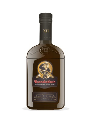 Bunnahabhain 1997 12 Year Old Heavily Peated