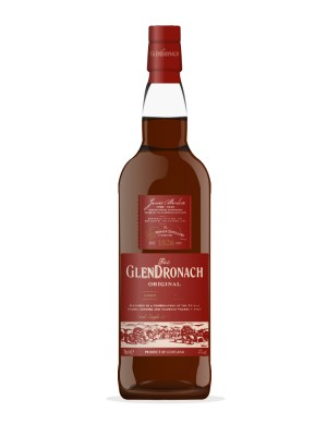 Glendronach 1993 17 Year Old cask #529