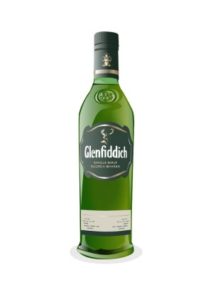 Glenfiddich 15 Year Old 100cl