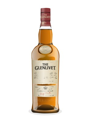 Glenlivet 15 Year Old French Oak Finish
