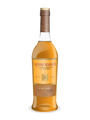 Glenmorangie 1993 Ealanta 19 Year Old Virgin Oak Casks