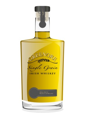 Greenore 10 Year Old Single Cask (for Belgium)