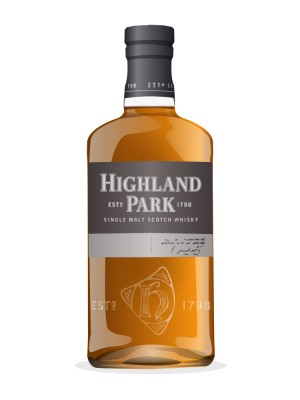 Highland Park 15 Year Old (old label)