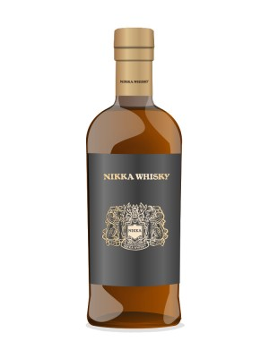 Nikka 12 Year Old Single Coffey Malt