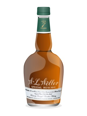Old Weller Antique 7 Year Old