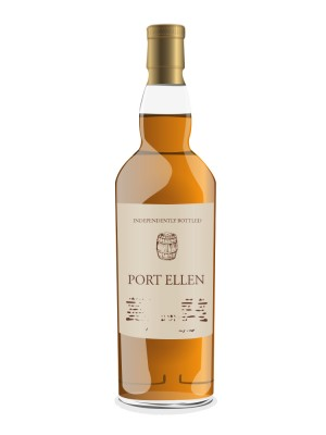 Port Ellen 1982 26 Year Old Cask #4808