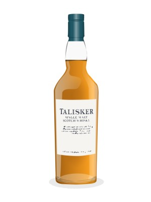 Talisker 25 Year Old Bot 2008