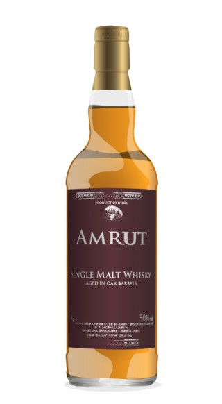 Amrut Peated Single Malt Whisky