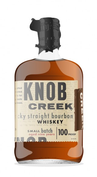 Knob Creek Single Barrel Reserve 9 Year Old