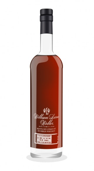 William Larue Weller Bourbon bottled 2010