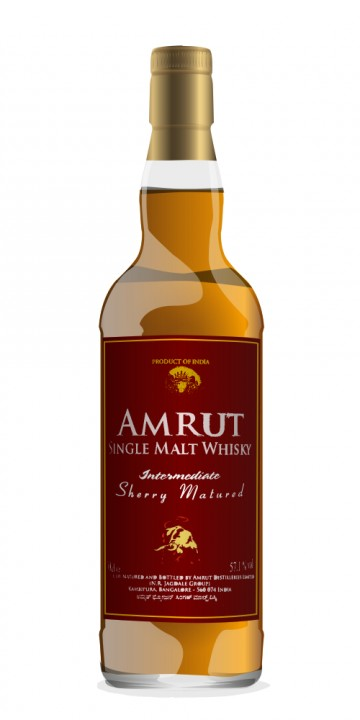 Amrut Intermediate Sherry Matured