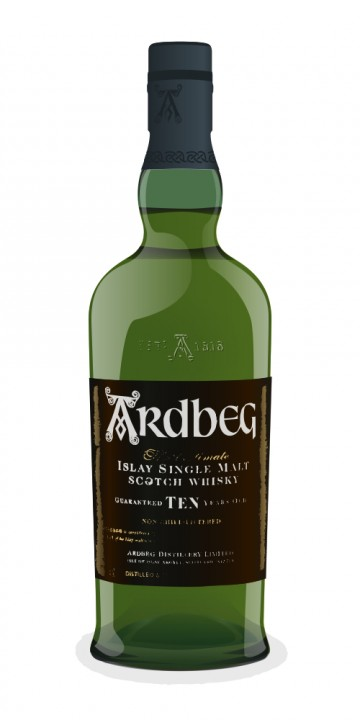Ardbeg Whisky Glass