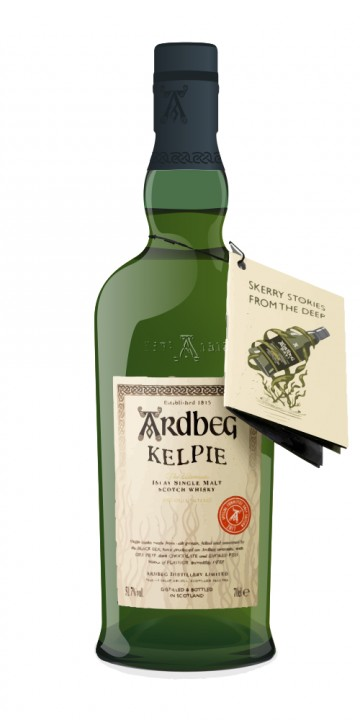 Ardbeg Kelpie Committee Exclusive Release