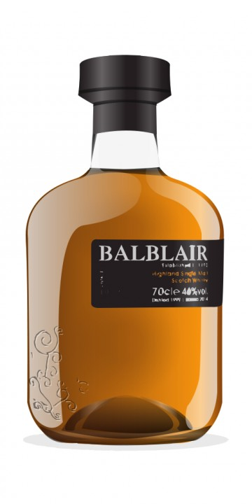 Balblair 1979 26 Year Old Bourbon Cask
