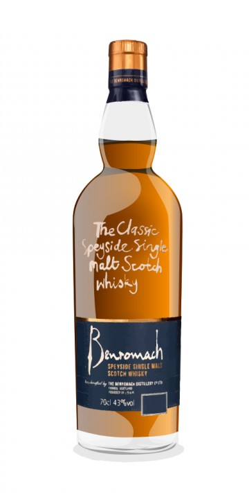 Benromach Marsala Wood Finish