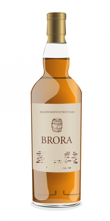 Brora 1981 24 Year Old Sherry Butt