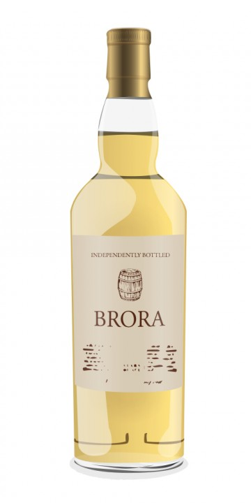 Brora 35 Year Old 11th Release bottled 2012