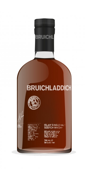 Bruichladdich First Growth Cuvée Chateau Margaux 16 Year Old