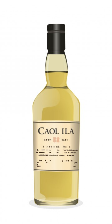 Caol Ila 10 Year Old Unpeated (bottled 2009)