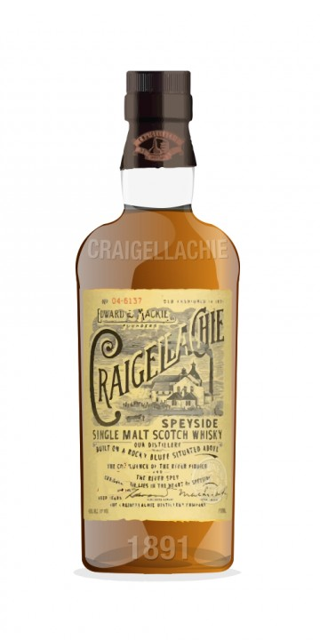 Craigellachie 1994 15 Year Old Single Malts of Scotland