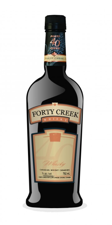 Forty Creek John's Private Cask No. 1