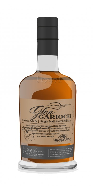 Glen Garioch 1971 Samaroli Collection